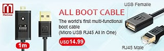 All boot cables
